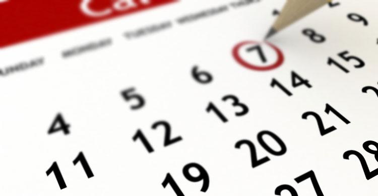 Resultado de imagen de imagen de calendario