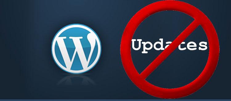 Quitar avisos de actualizaciones de wordpress, los themes y plugins