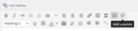 crear contenido en wordpress