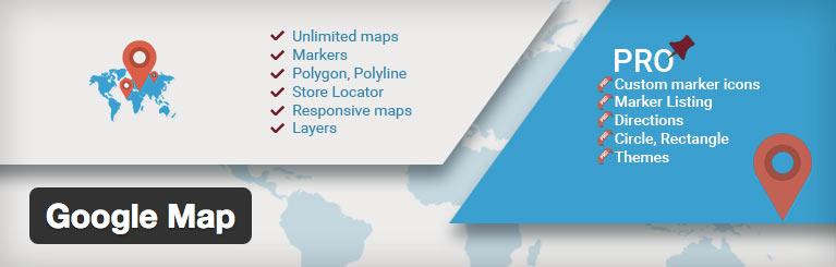 plugin google maps para wordpress
