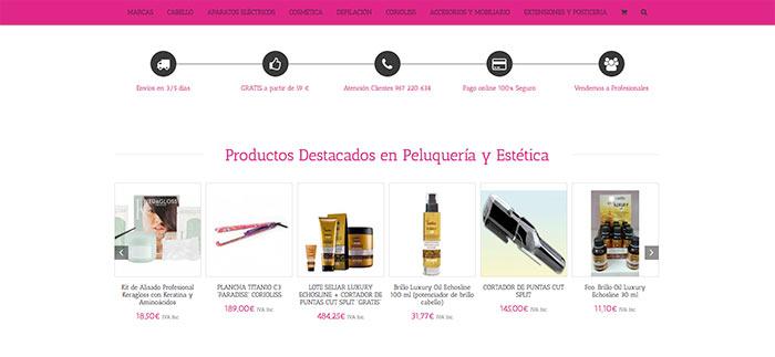 Tienda Online Albacete