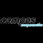 diseño de pagina web de Campos Corporación