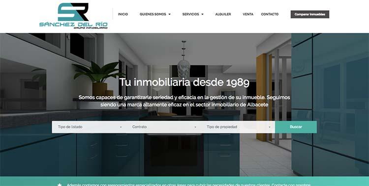 Inmobiliaria Sánchez del Rio | Albacete