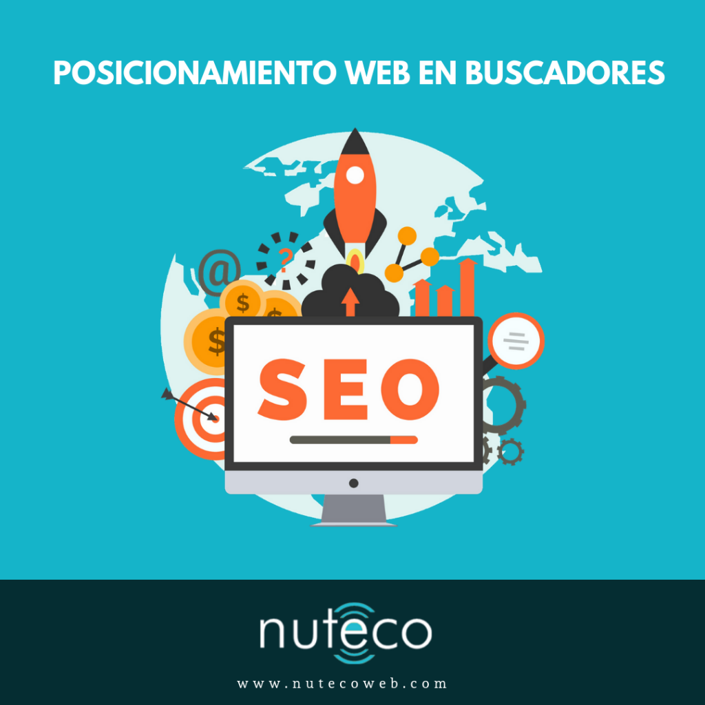 posicionamiento SEO | diseño de páginas web Albacete