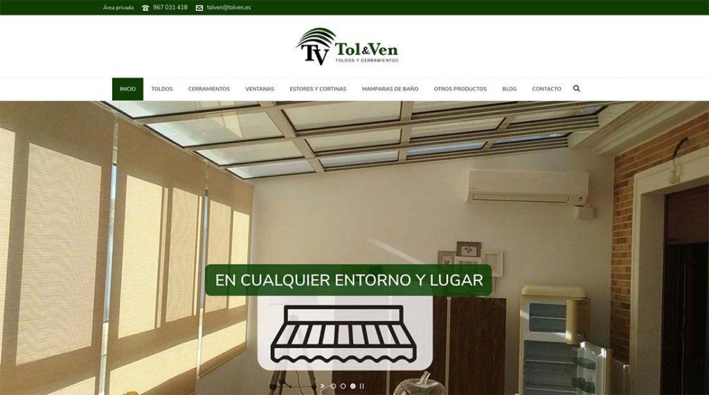 Instalación de toldos en Albacete